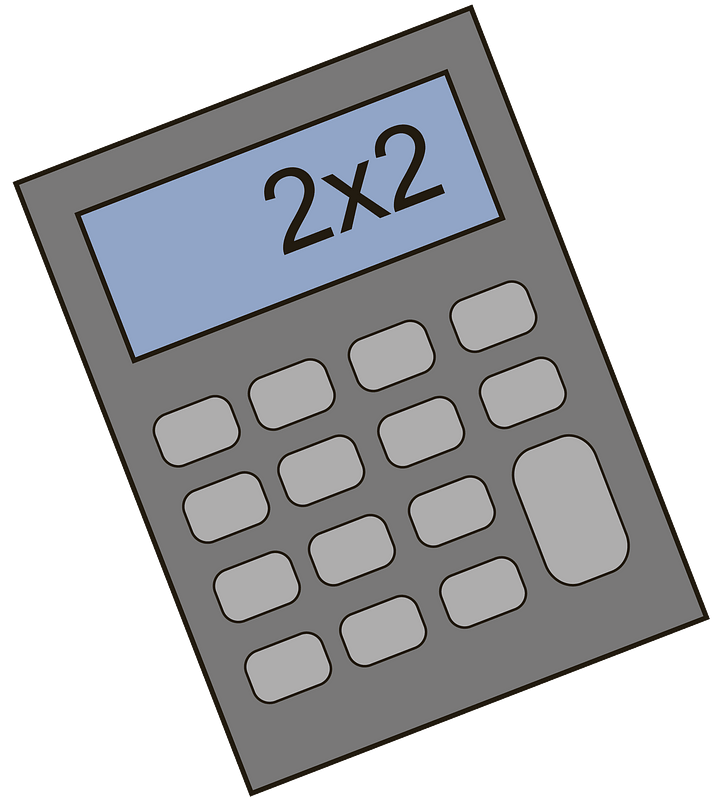 Free Calculator Clip Art with No Background - ClipartKey