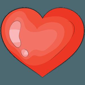 Серце кліпарт