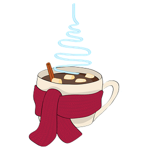 Christmas Hot Drink clipart