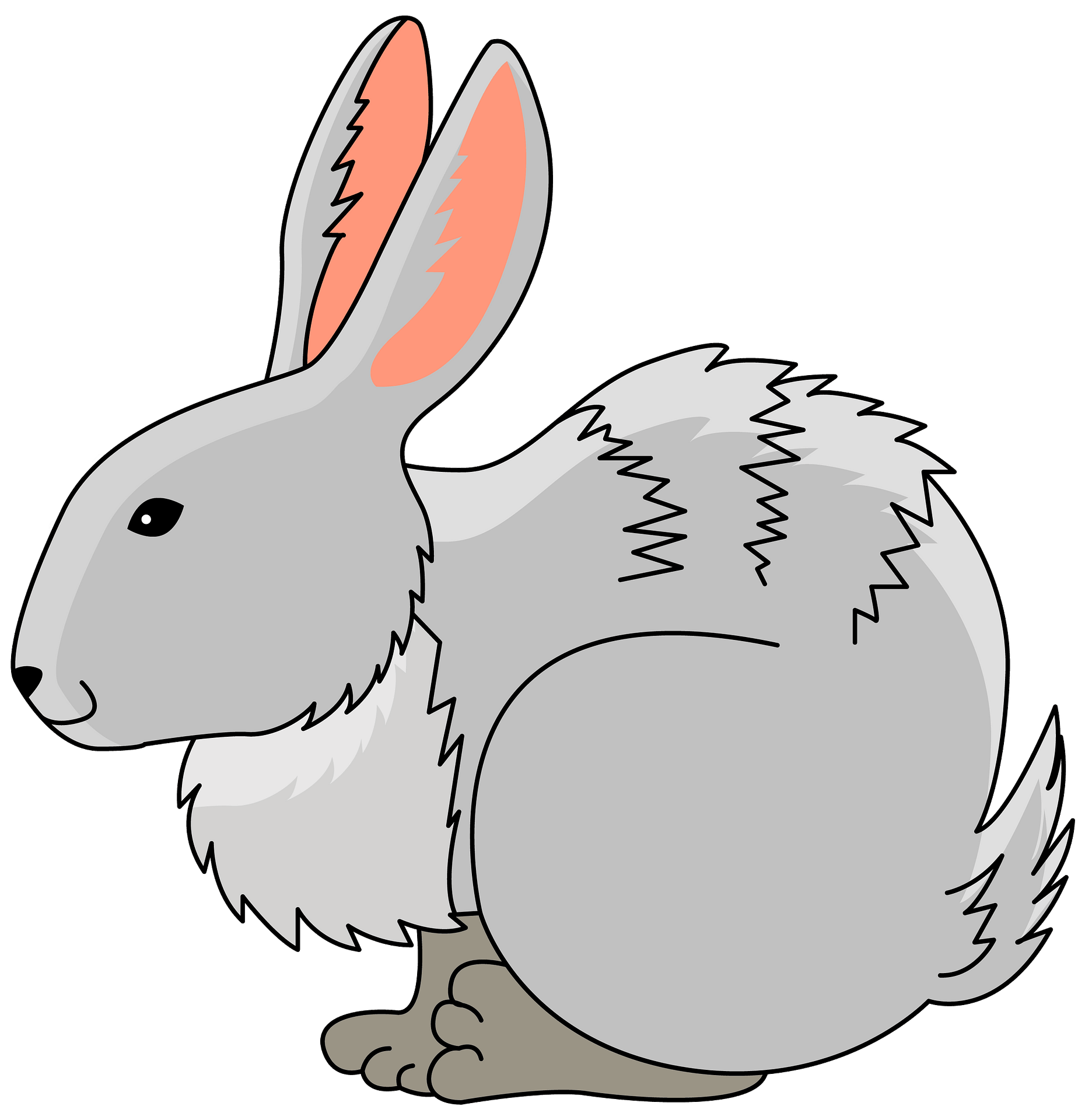 Bunny Clipart Free Download Transparent Png Creazilla