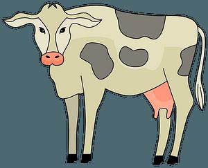 Vaca clipart