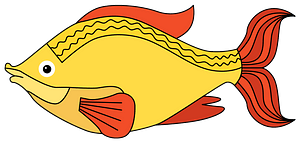 Fisk clipart