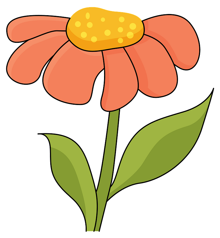 Flower Clipart Free Download Transparent Png Creazilla