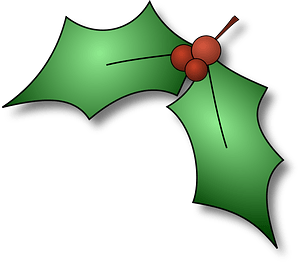 Holly clipart