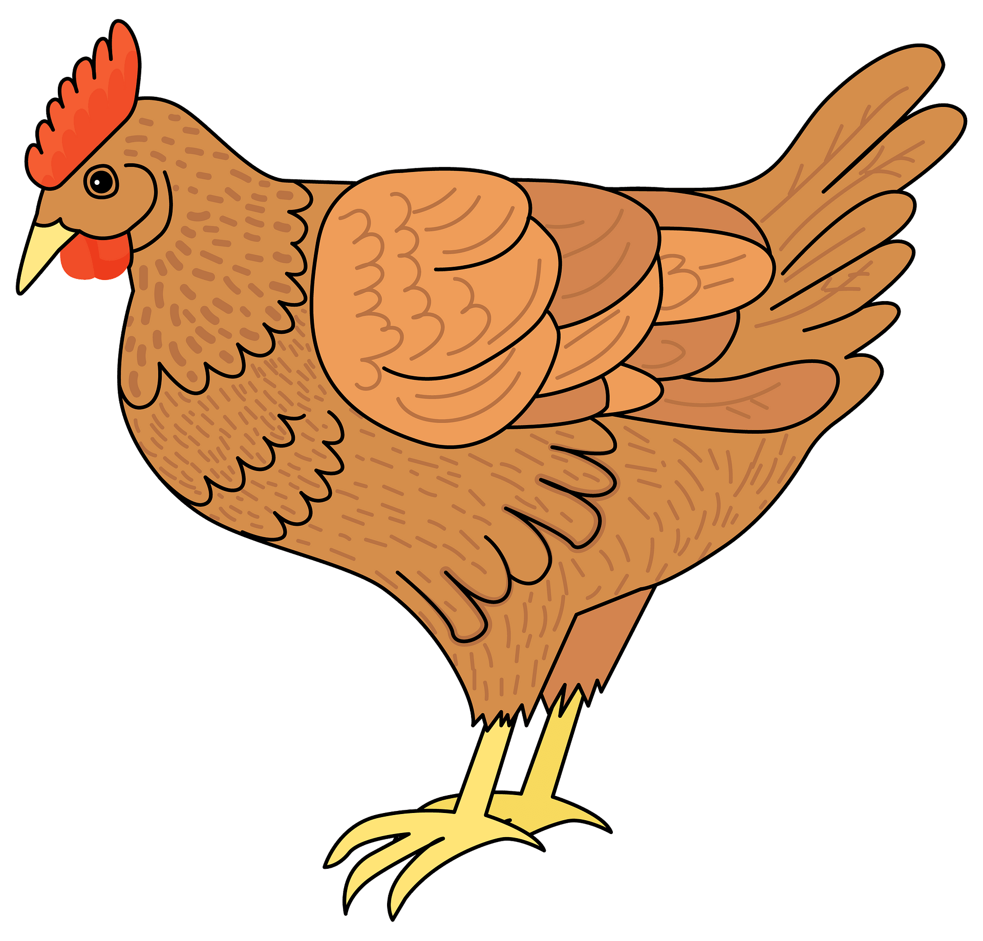 Chicken Clipart Free Download Transparent Png Creazilla