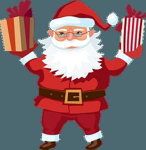 Santa Claus immagine clipart