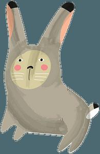 Bunny clipart