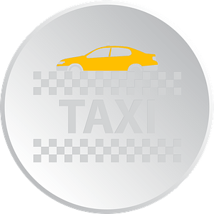 Taxi logo clipart