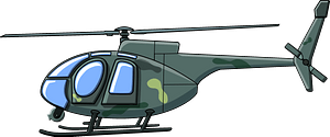 Army Helicopter clipart