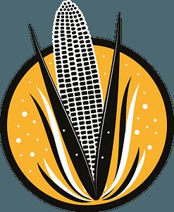 Corn logo clipart