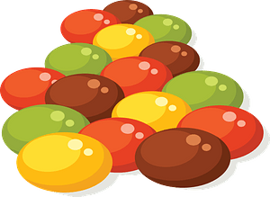 Sweet candy clipart