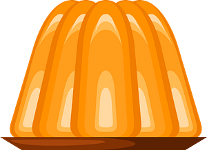 Sweet jelly clipart