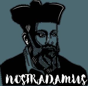 Nostradamus clipart