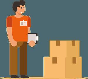 Storekeeper clipart