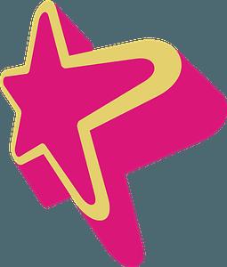 3d star clipart