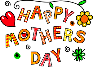 Happy Mother's Day clipart