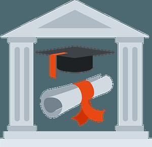 Graduation symbol clipart