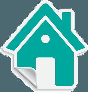 Home icon clipart