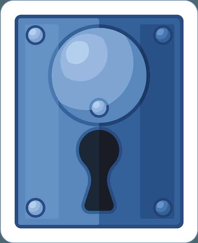 Keyhole clipart. Free download transparent .PNG   Creazilla
