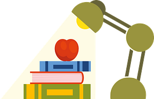 Learning concept art clipart