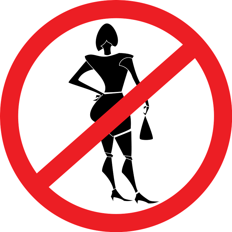 No prostitution clipart. Free download transparent .PNG | Creazilla