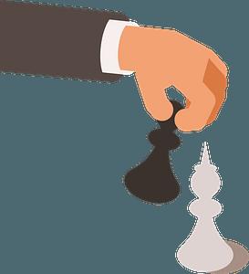 Pawn chess clipart
