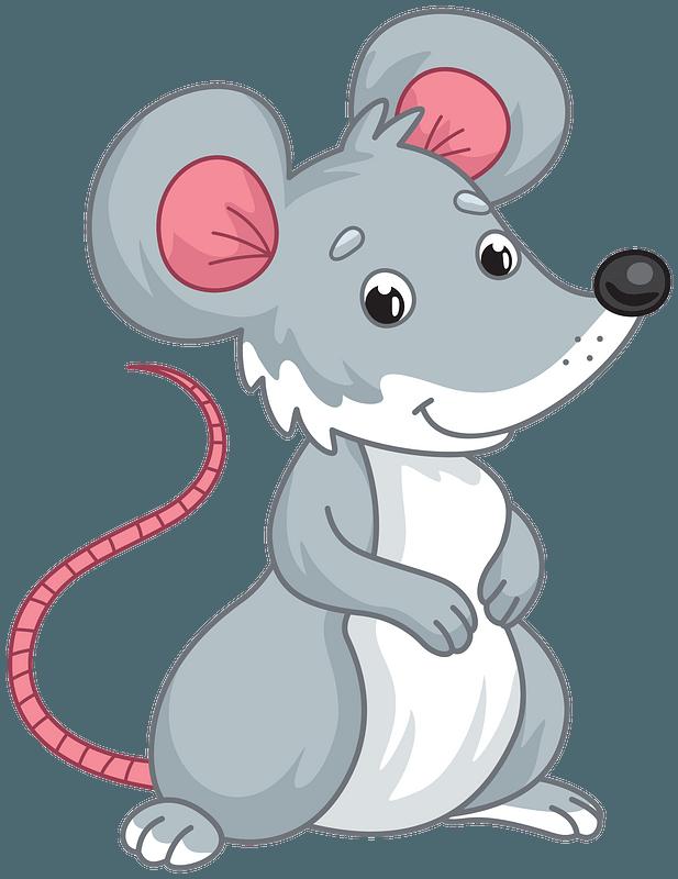 Maus clipart. Kostenloser Download. | Creazilla