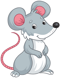 老鼠 剪贴画