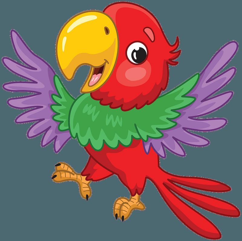 Parrot Clipart Free Download Transparent Png Creazilla