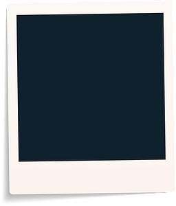 White frame picture clipart