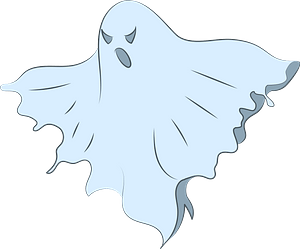 Ghost clipart