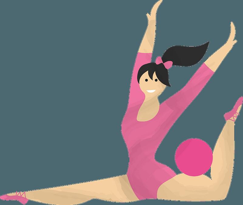 Gymnastics Clipart Free Download Transparent Png Creazilla