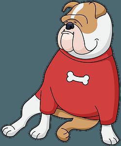 Bulldog clipart