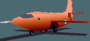 Bell X-1 clipart