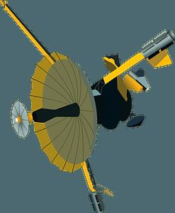 Galileo spacecraft clipart