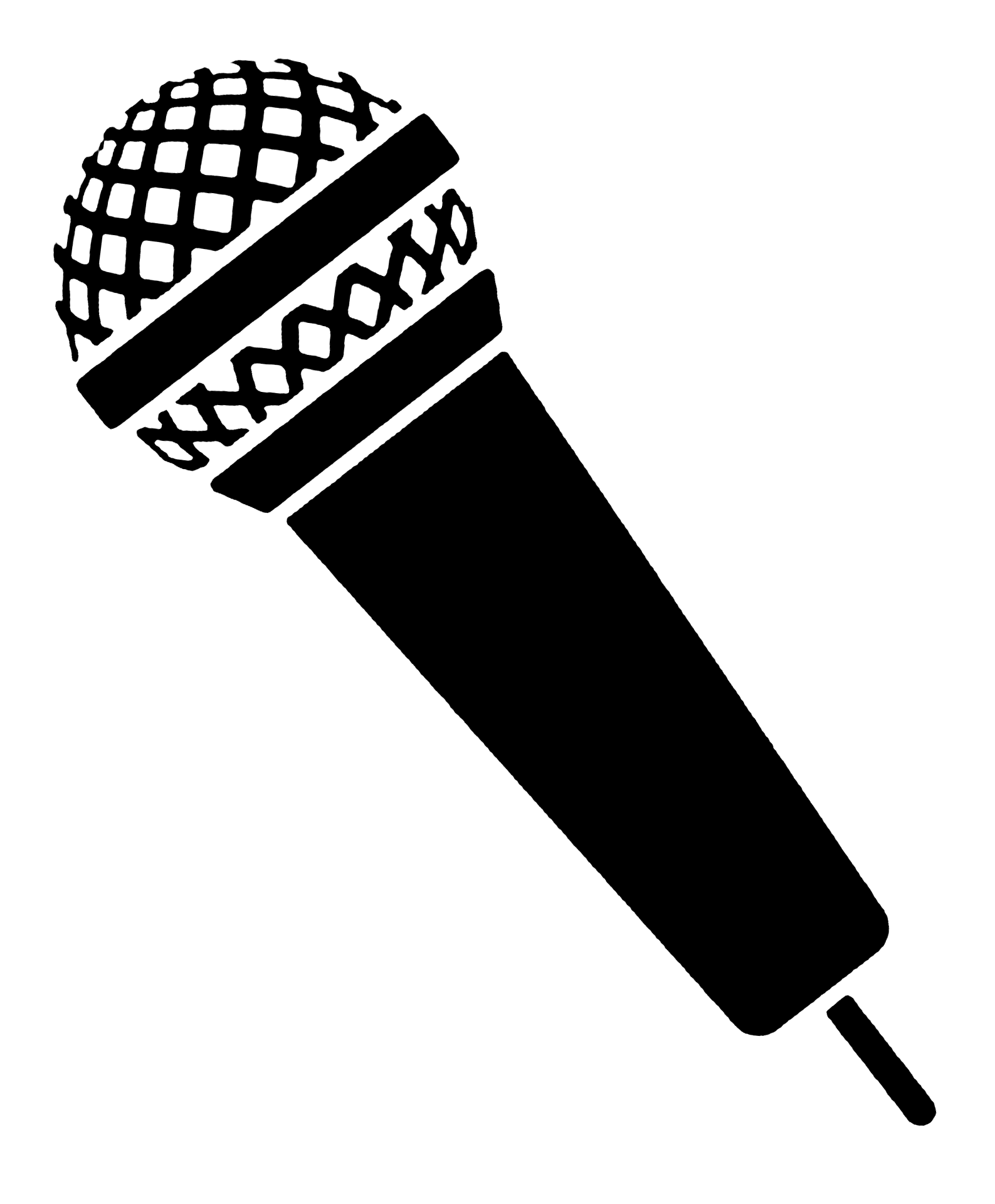 Microphone Mic Radio Clip Art - Radio Image Microphone Png - Free  Transparent PNG Clipart Images Download