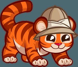 Tiger 클립 아트