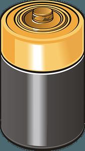 Battery clipart