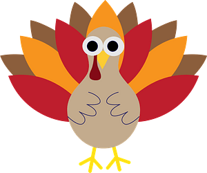 Thanksgiving turkey immagine clipart