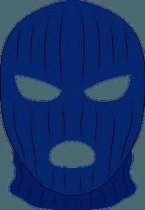 Ski mask clipart