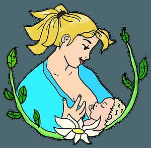 Breastfeeding clipart