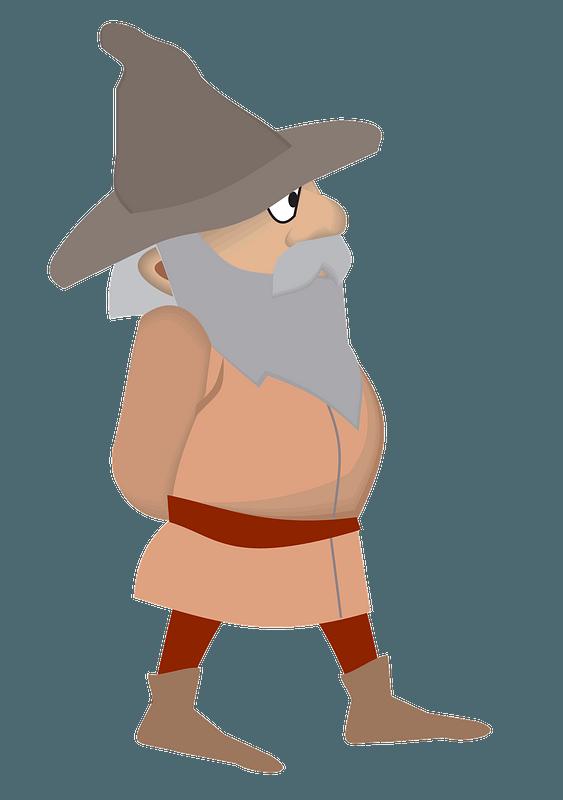 Gnome clipart. Free download transparent .PNG   Creazilla