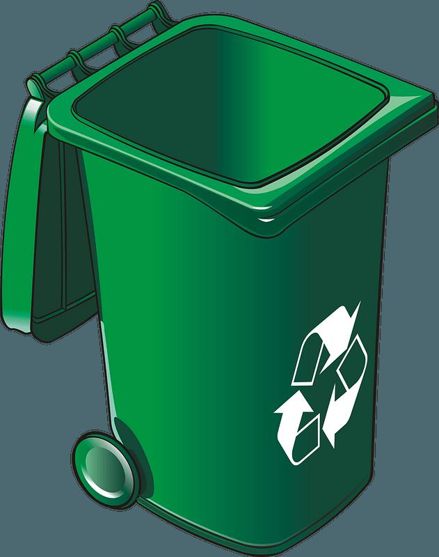 Trash can clipart. Free download transparent .PNG | Creazilla