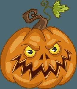 Jack-o'-lantern clipart