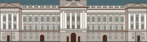 Buckingham Palace clipart