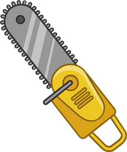 Chainsaw immagine clipart