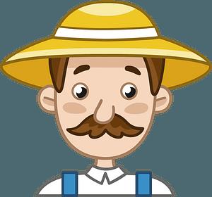 Farmer clipart