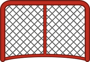 Hockey net immagine clipart