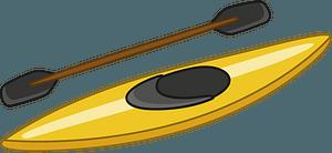 Kayak clipart