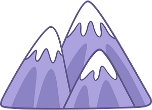 Mountain immagine clipart